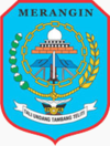 Kabupaten Merangin, cpns Kabupaten Merangin, logo / lambang Kabupaten Merangin