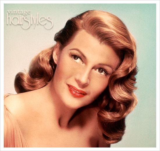 types of retro hairstyles or vintage hairstyles