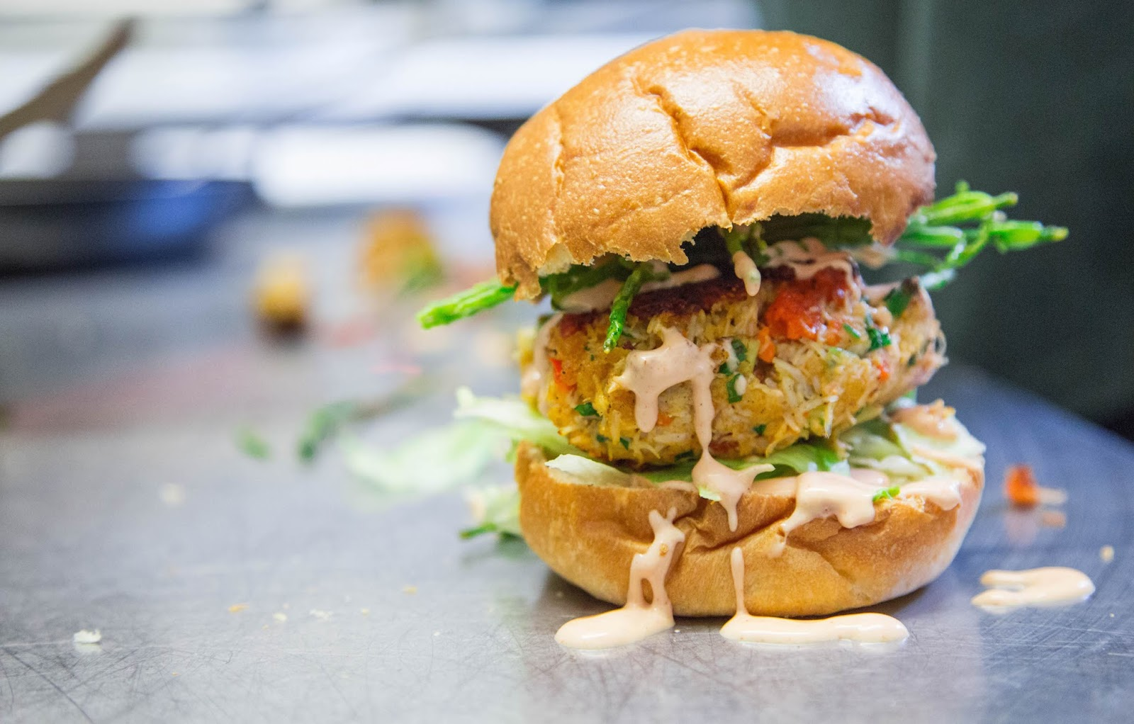 CLAW @ClawFood launches at @thehatandtunpub