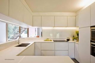 Decoración cocina espacio reducido