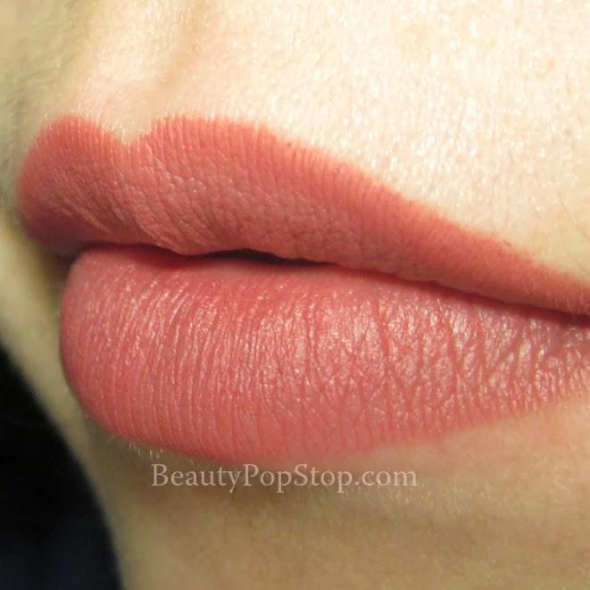 make up for ever aqua lip 14c swatch