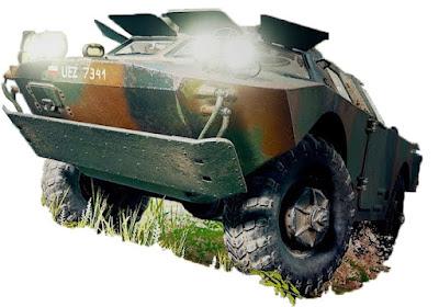 مركبة BRDM-2 المدرعة ببجي موبايل