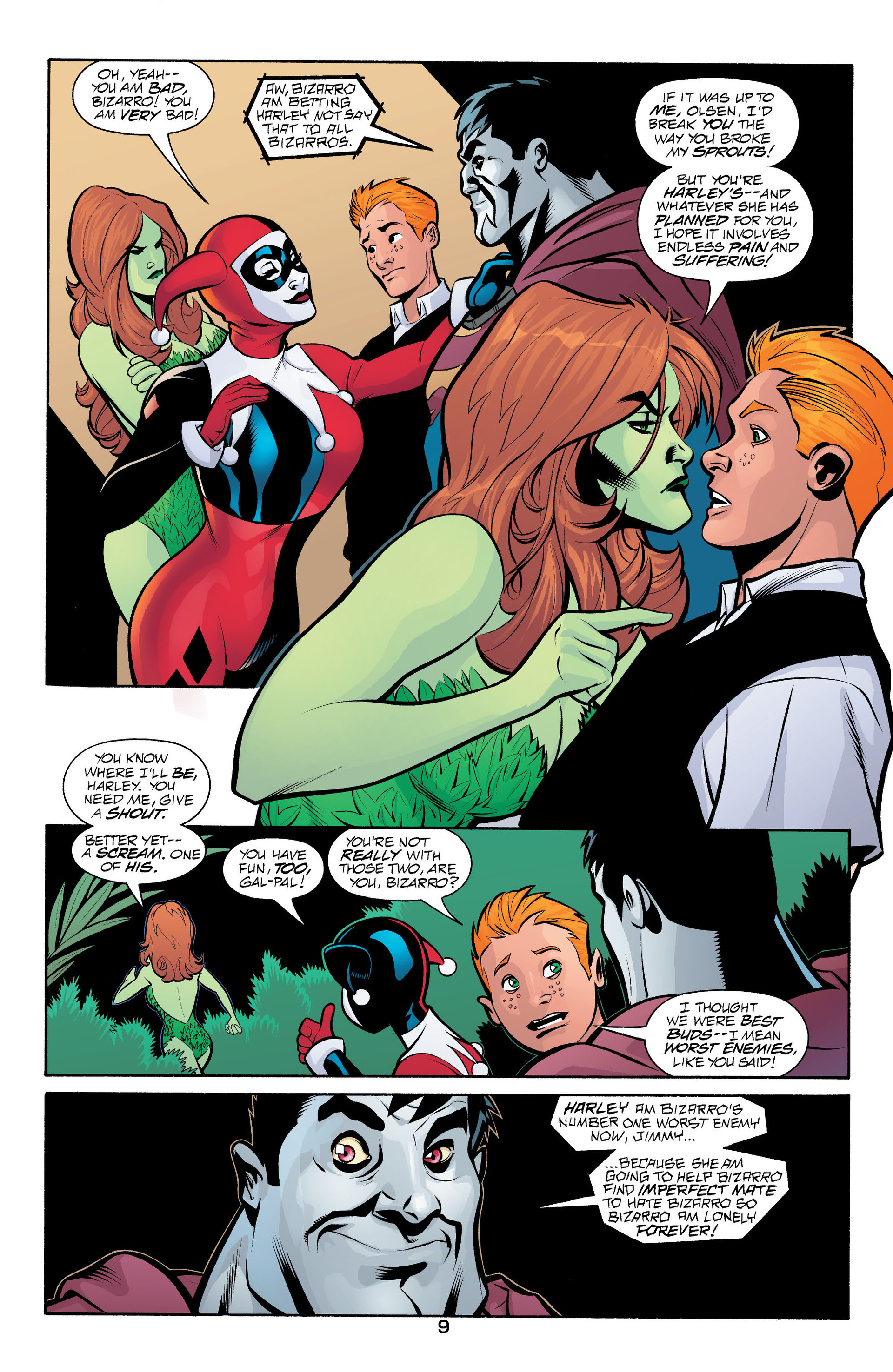 Harley Quinn (2000) Issue #18 #18 - English 10