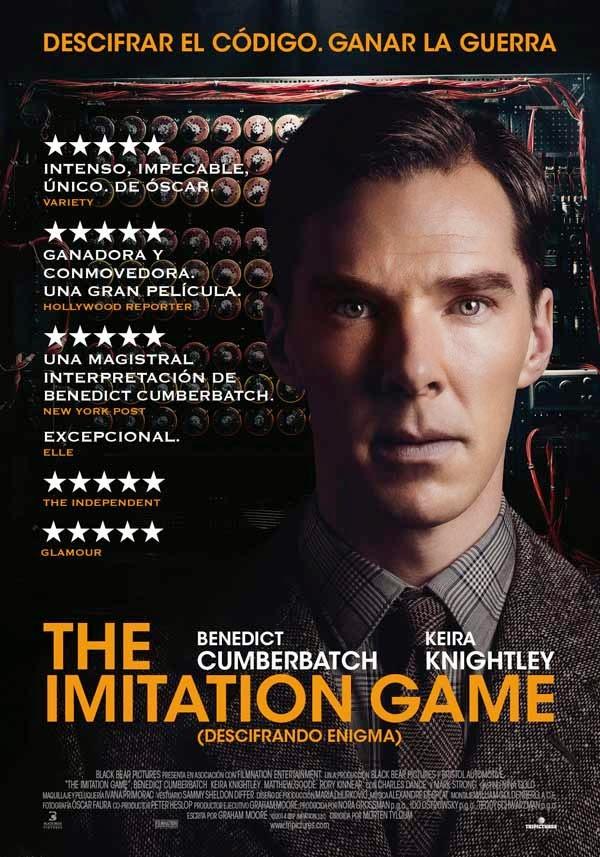 """The Imitation Game"" (Morten Tyldum, 2014)"