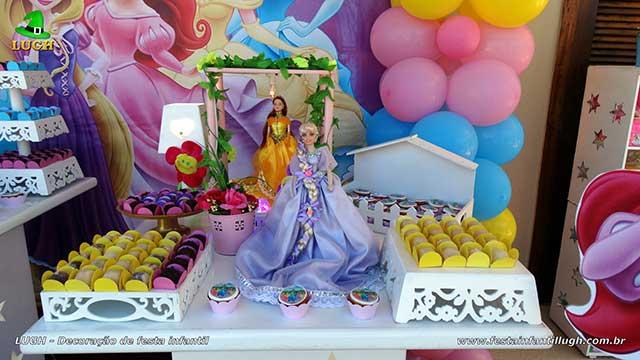 Festa infantil Princesas da Disney