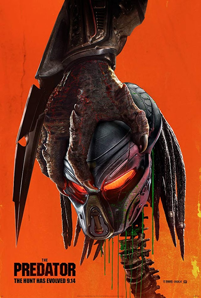 Trailer Final de The Predator 2018