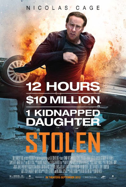 Poster Of Stolen 2012 720p Hindi BRRip Dual Audio Full Movie Download