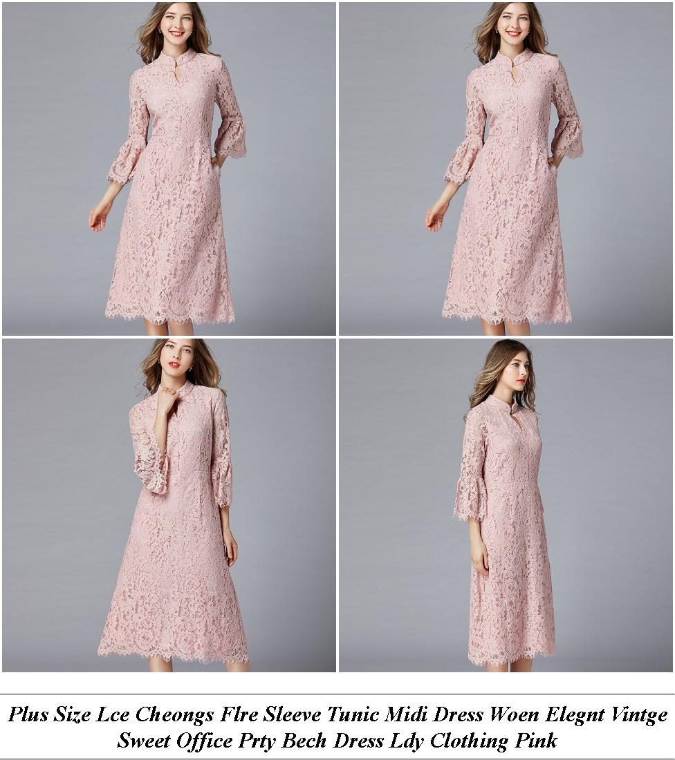 Indian Dresses - Summer Clearance Sale - Polka Dot Dress - Cheap Online Shopping Sites For Clothes