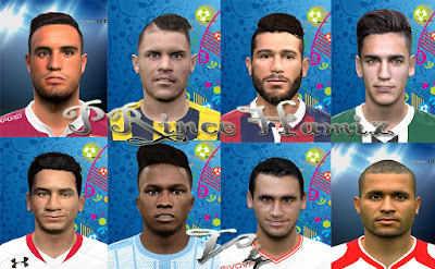 PES 2016 FacePack V4 by Prince Hamiz