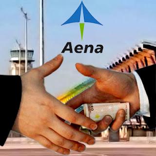Resultado de imagen de expolio AENA