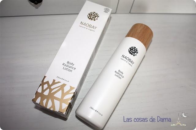 Naobay cosmética natural orgánica