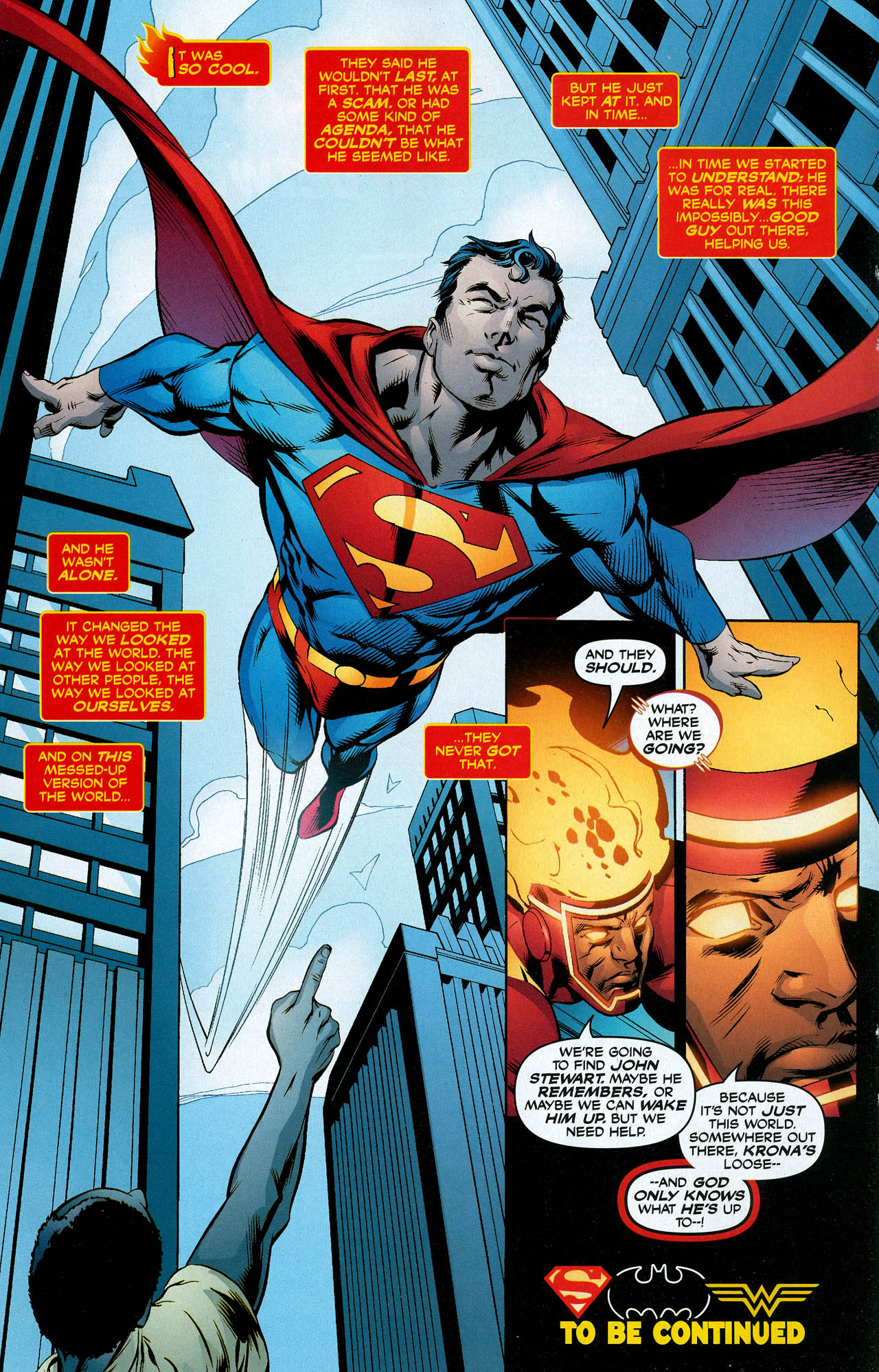 Read online Trinity (2008) comic -  Issue #20 - 18