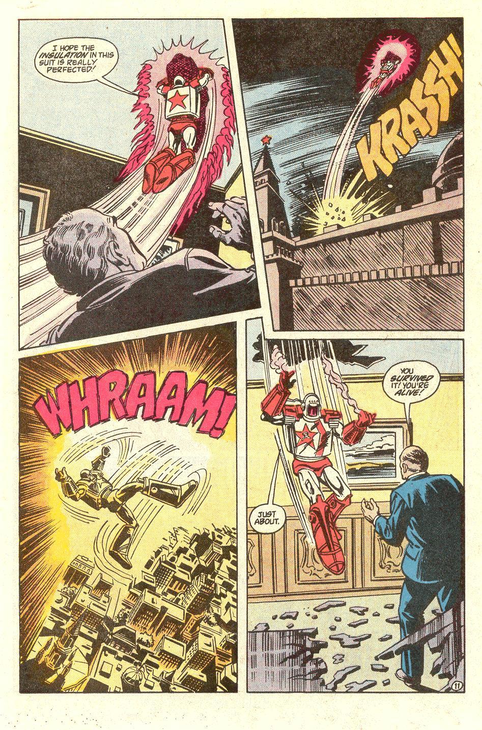 Read online Secret Origins (1986) comic -  Issue #34 - 31