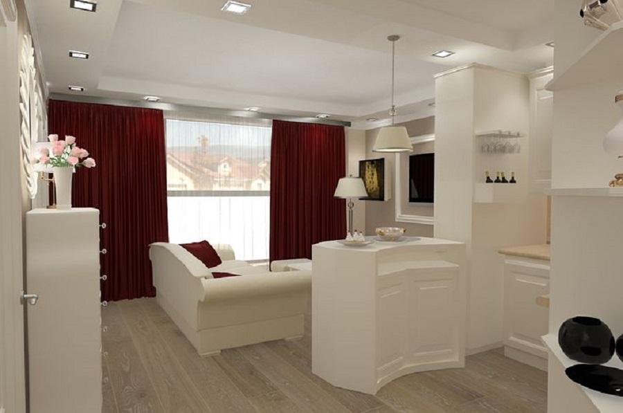 Design - interior - living - casa - clasica - CONSTANTA