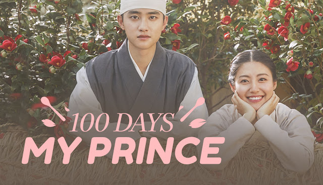 100 Days My Prince 2018 Best Korean Dramas