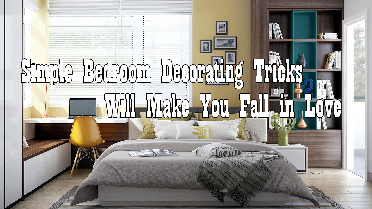Actionable Tips to Build a Cozy Small Bedroom
