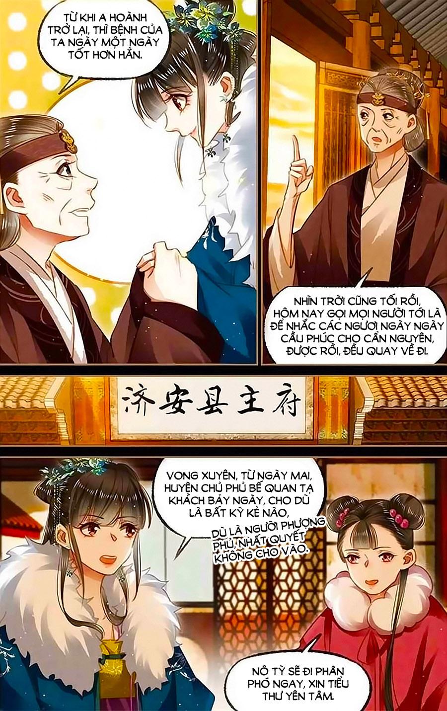 Thần Y Đích Nữ chap 115 - Trang 4