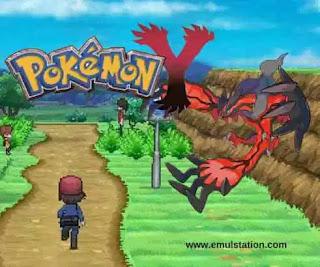 Pokemon Y Cover