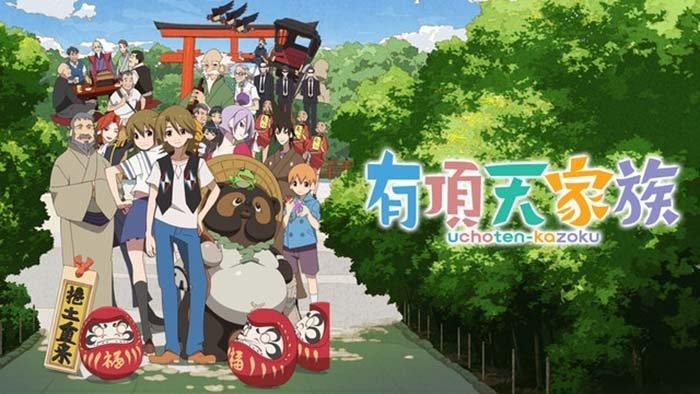 Uchouten Kazoku 2nd Season