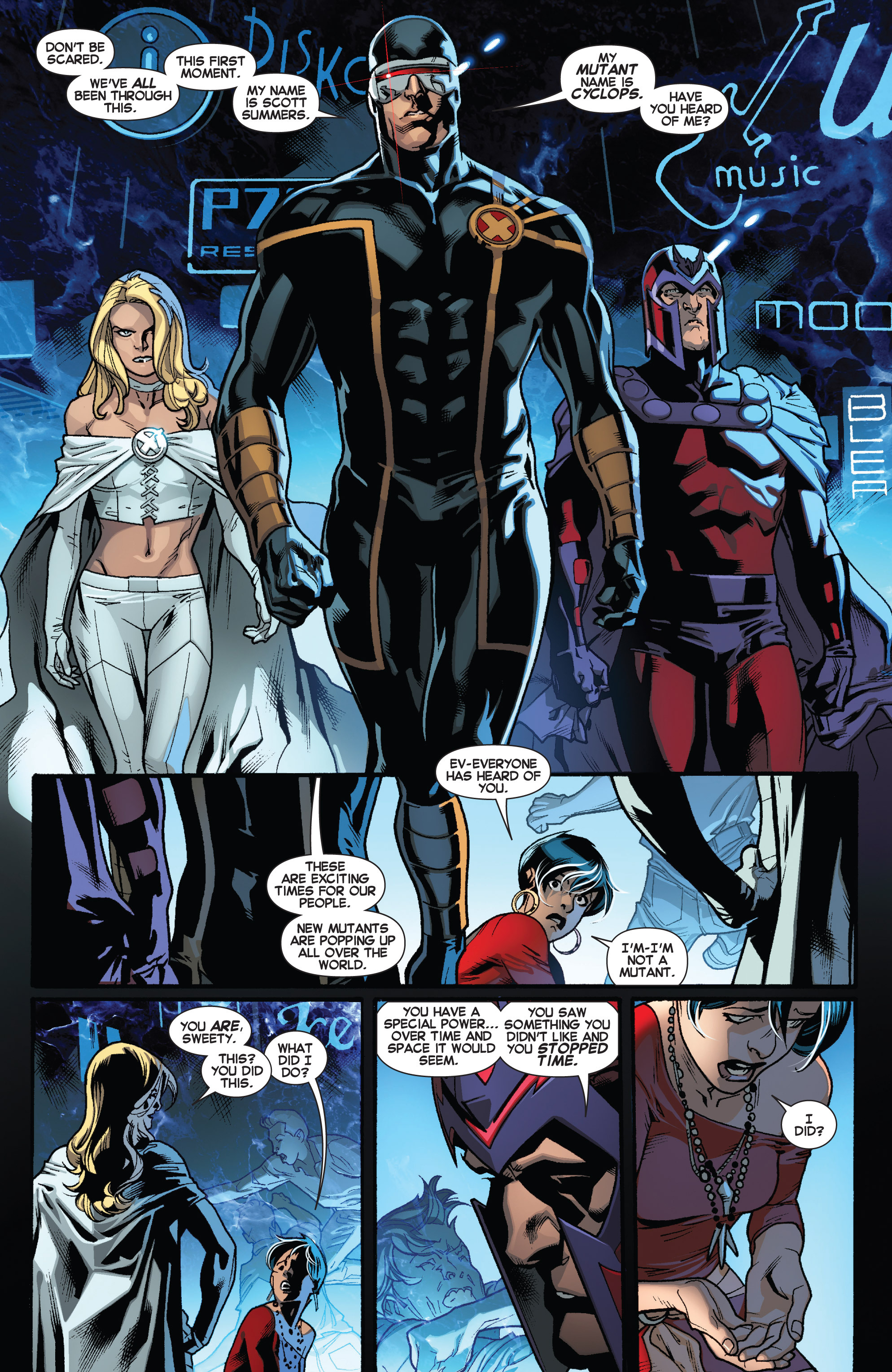 Read online All-New X-Men (2013) comic -  Issue # _Special - Yesterday's X-Men - 10