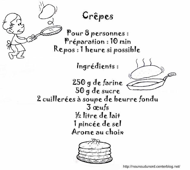 Chandeleur - przepis na naleśniki 5 - Francuski przy kawie