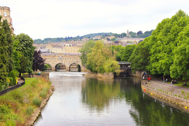 Pulteney Bridge | Bath | Chichi Mary Blog