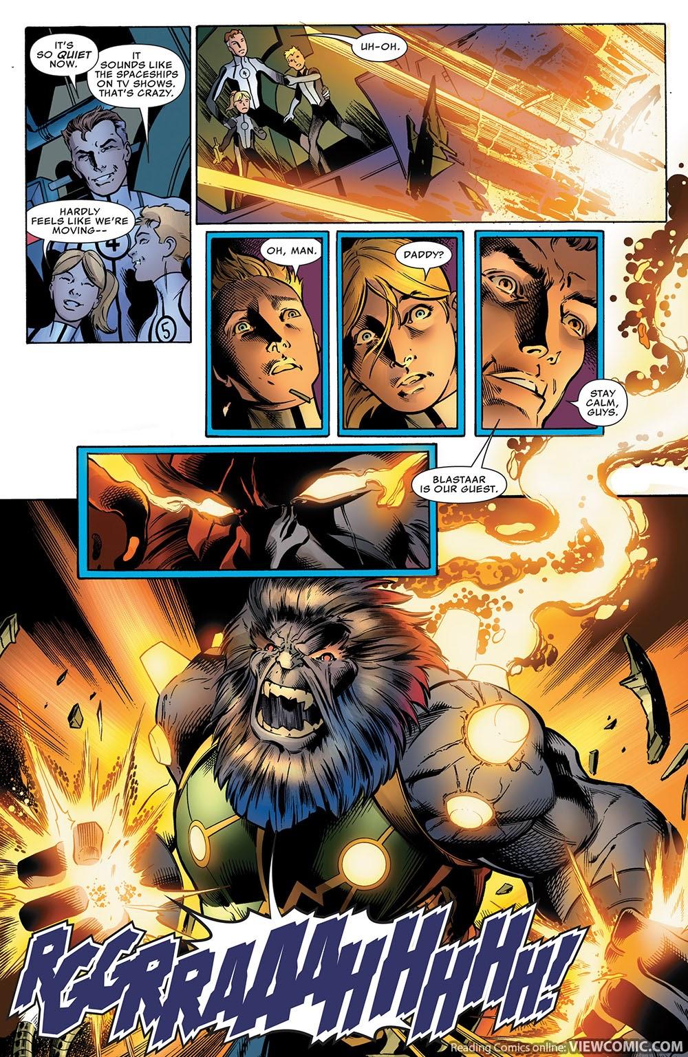 Fantastic Four Online