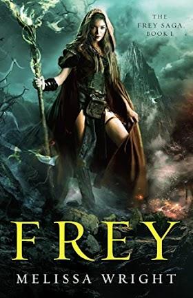 """Frey"" - Melissa Wright"