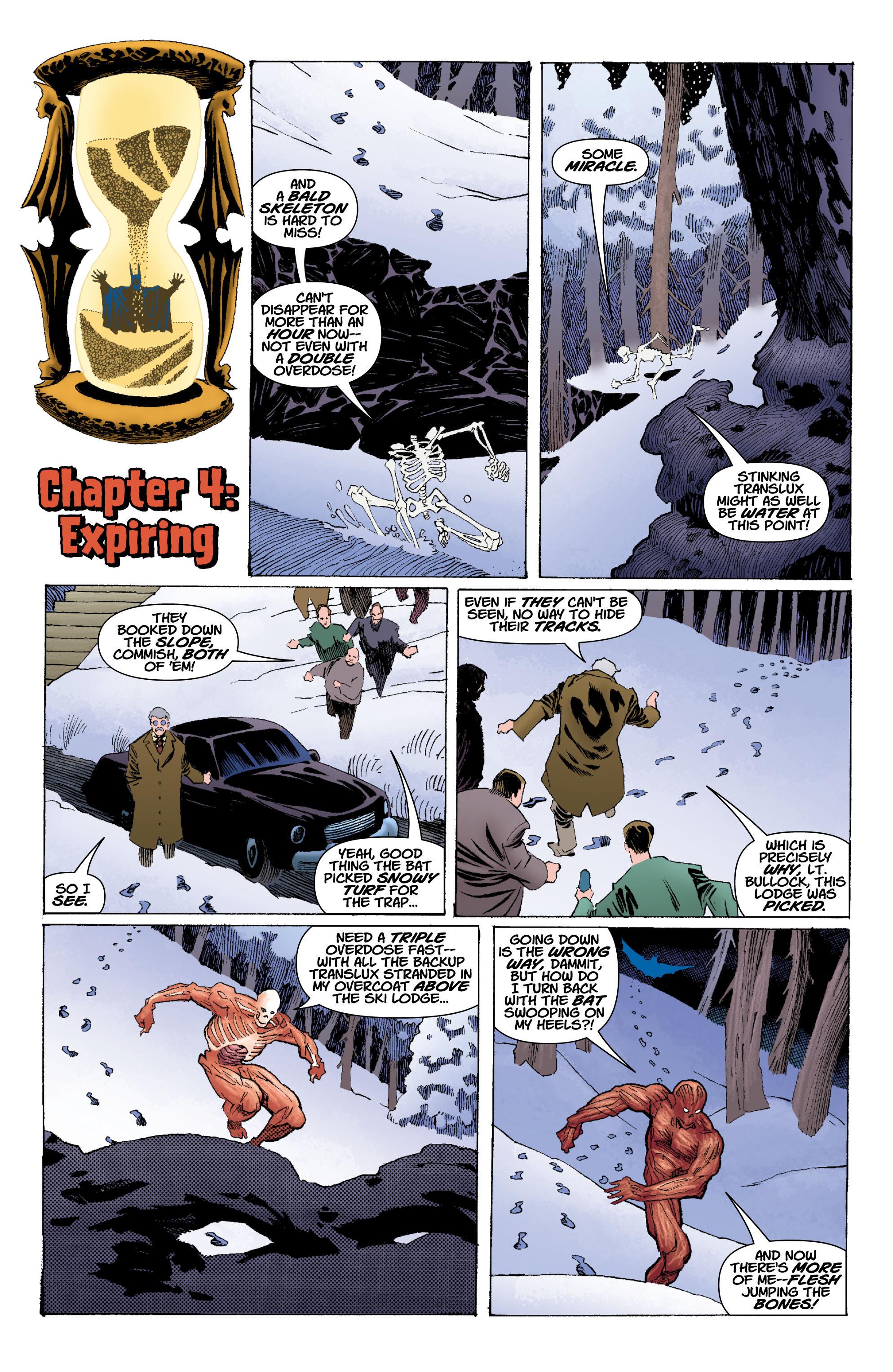 Read online Batman: Unseen comic -  Issue #5 - 15