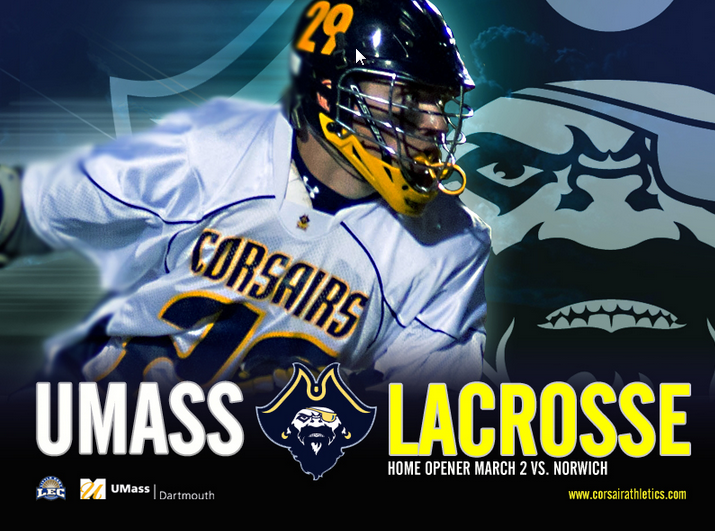best authentic aa5ab ae2b8 UMass Dartmouth Lacrosse: February 2013