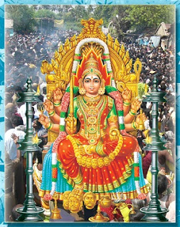 Goddess Mariamman, who is also called as Mariamma is worshiped widely in South India including some parts of Kerala