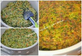 рецепт запеканки из кабачков с фото