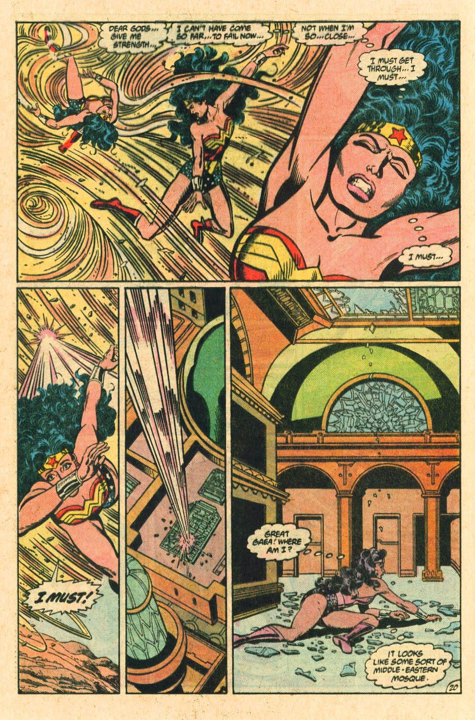 Read online Wonder Woman (1987) comic -  Issue #29 - 22