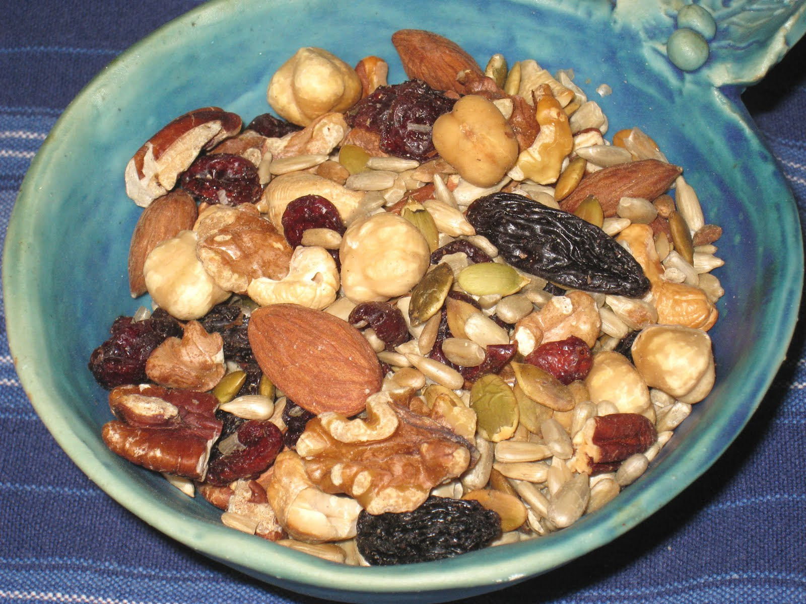 Cooking Without A Net Diy Trail Mix