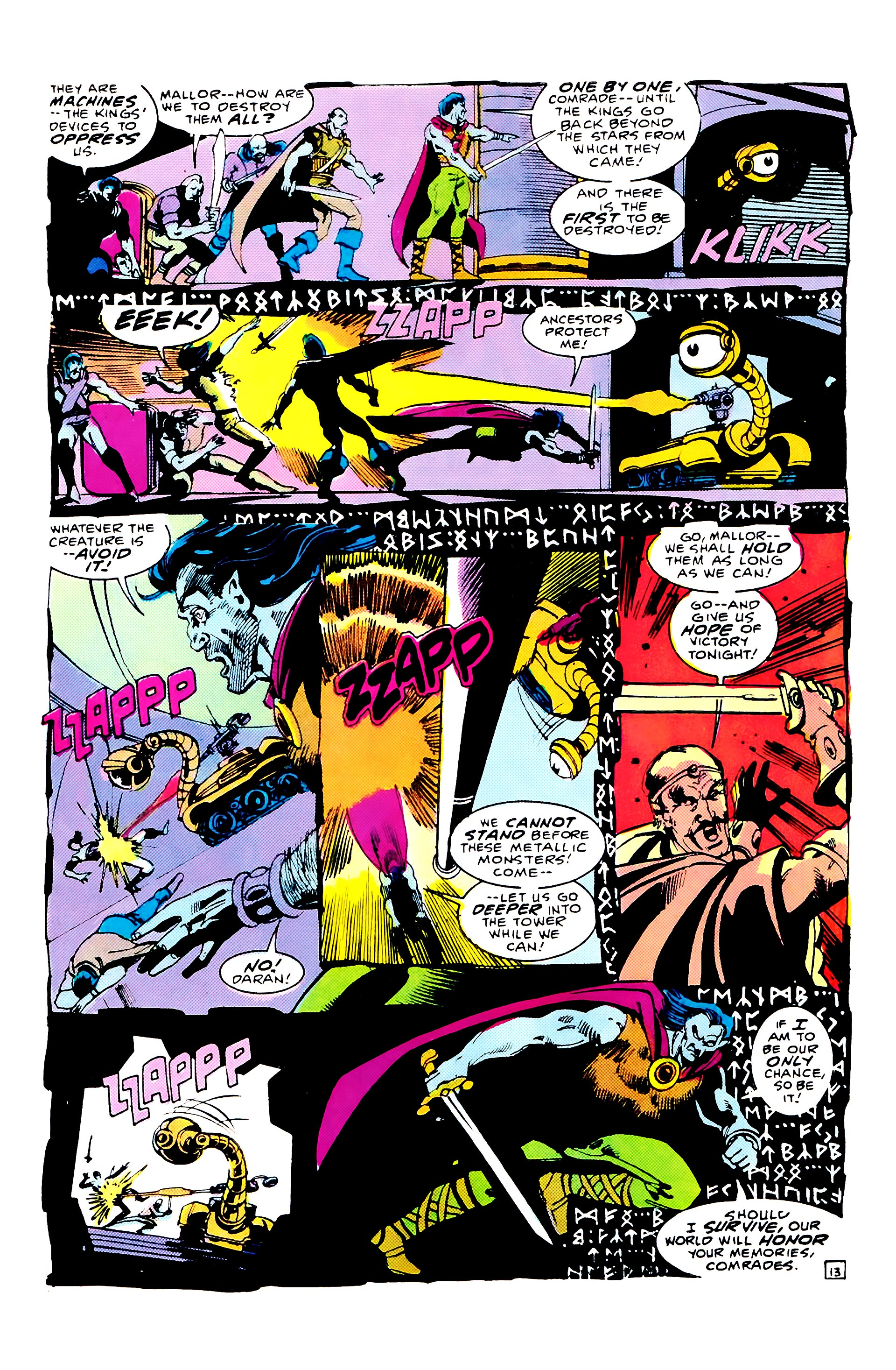 Read online Secret Origins (1986) comic -  Issue #8 - 19