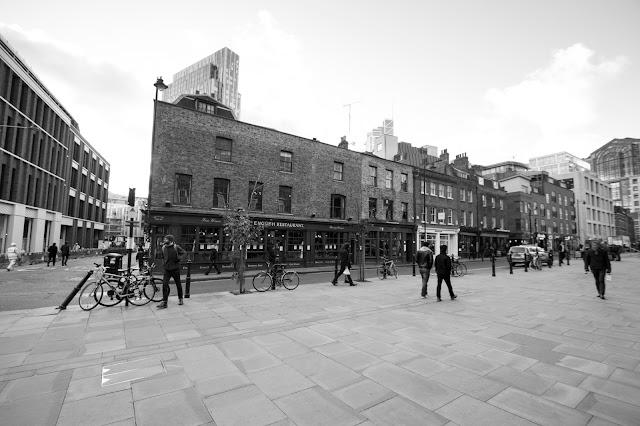 Spitalfiels market-Londra