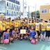 Atletas do Basquete Feminino da Uninassau dividem experiências com crianças da LBV no Recife