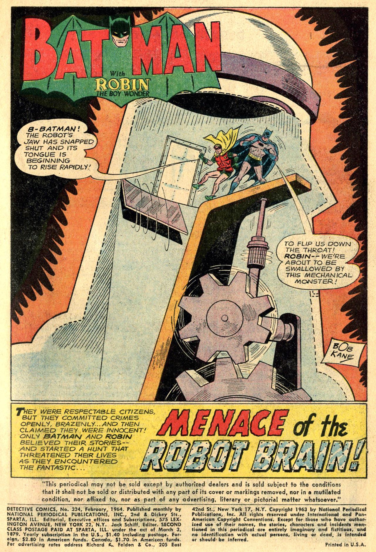 Detective Comics (1937) 324 Page 2