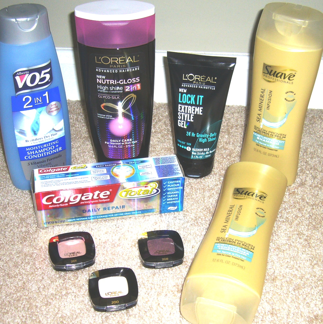 My Latest CVS Shopping Trip