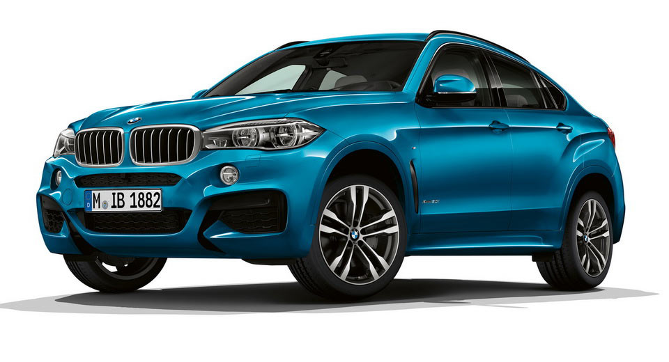 Bmw Launches X5 Special And X6 M Sport Editions