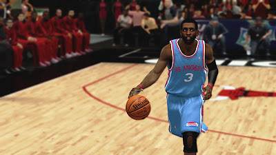 NBA 2K13 Chris Paul Face Realistic Update