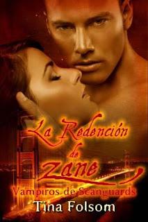 La Redencion de Zane – Tina Folsom