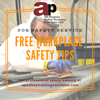 FREE WORKPLACE SAFETY TIPS