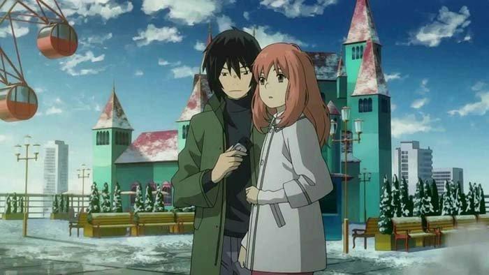 Higashi no Eden, Rekomendasi Anime Misteri Terbaik