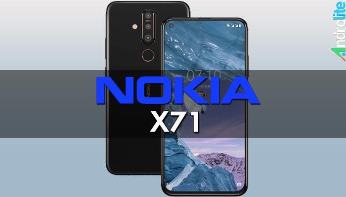 Nokia X71 Review, Spesifikasi Detail dan Harga Indonesia