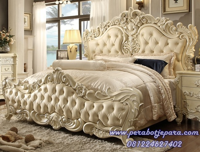model tempat tidur eropa 1