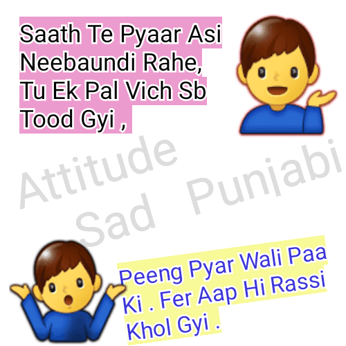 Jatt Attitude Status Photo's