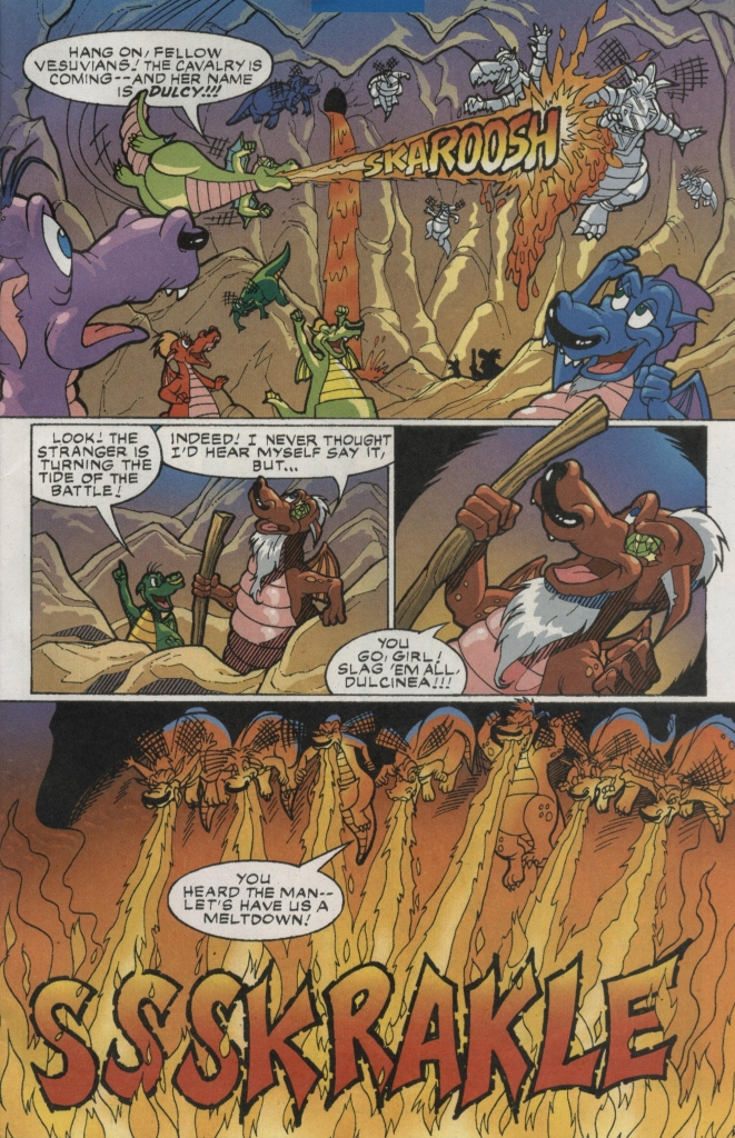 Read online Sonic The Hedgehog comic -  Issue #156 - 43