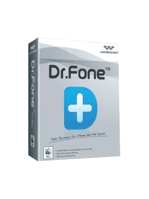 Wondershare Dr Fone Toolkit for iOS
