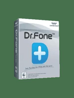 Wondershare Dr Fone Toolkit for iOS Box Imagen